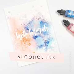 STARTERSKIT ALCOHOL INK